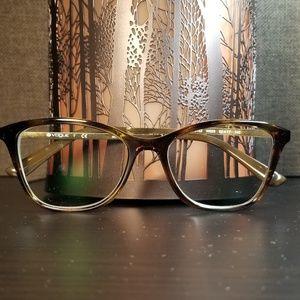 Vogue Dark Havana Eyeglass Frames